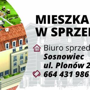 Mieszkanie Sosnowiec - zrealizuj marzenia